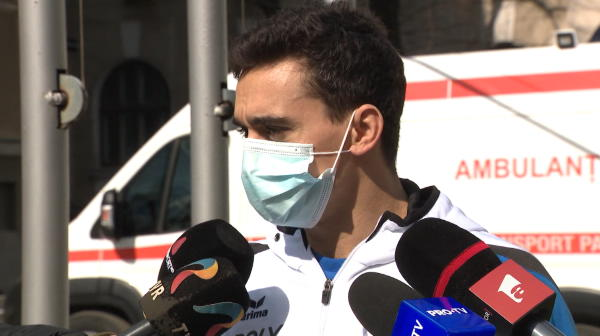 Drum liber spre Olimpiada! Marian Dragulescu s-a vaccinat impotriva Covid-19! Ce a declarat sportivul