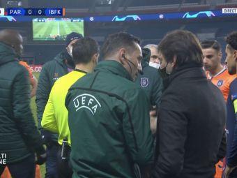 Coltescu, OUT DEFINITIV din Europa! Decizie de ultima ora a UEFA dupa scandalul MONSTRU de la PSG - Basaksehir! Se poate cere si suspendarea lui in Liga 1