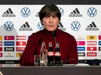 Joachim Low nu va mai continua pe banca Germaniei dupa Campionatul European! Ce variante au nemtii pentru a-l inlocui