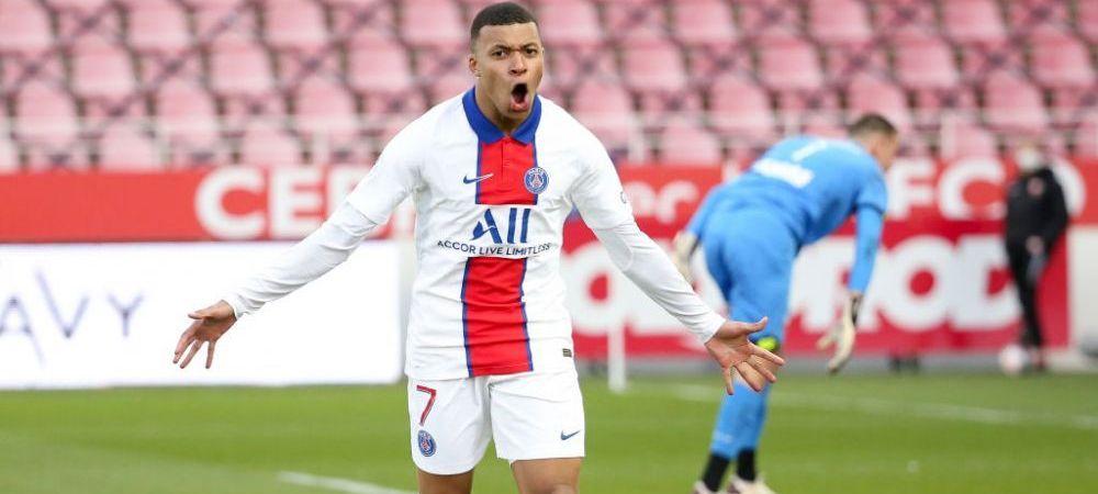 Francezii au aflat ce salariu COLOSAL cere Mbappe pentru a pleca de la PSG! Un GIGANT al Europei s-ar fi retras deja din competitia pentru starul francez