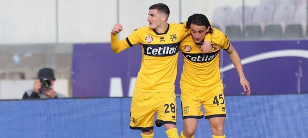 """""""Este o BIJUTERIE! Nu ne putem descurca fara el!"""" Valentin Mihaila i-a fermecat pe italieni dupa golul din Serie A! Ce au scris jurnalistii"""