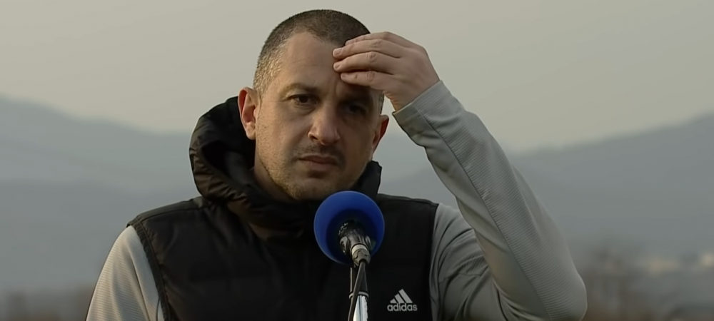 """""""Ei nu inteleg fotbalul!""""Costel Enache a rabufnit dupa ce """"U"""" Cluj a pierdut la masa verde meciul cu Farul"""