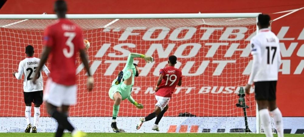 Lucescu, invins acasa de Villarreal: 0-2 | AC Milan o egaleaza in prelungiri pe United: 1-1! AICI tot ce se intampla in Europa League