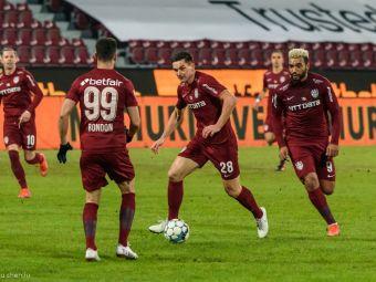 Alerta la CFR Cluj! Trei cazuri de Covid-19 la club! Probleme MARI inainte de derby-ul cu FCSB