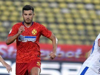"""Nu m-am gandit ca o sa joc in deplasare in Ghencea!"" Filip, trimis de Becali la a doua echipa pentru SOCUL cu Steaua! Ce a spus fotbalistul"