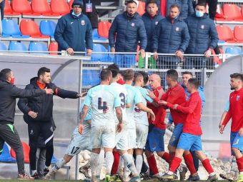 """Noi critici aduse jucatorilor de la FCSB trimisi in Liga a 3-a! """"Ai o anumita superioritate, te consideri vedeta, nu accepti sa te faulteze cineva"""""""