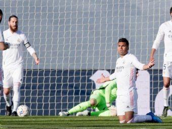 "Scandal la Madrid! Ramos a INNEBUNIT dupa ce arbitrul a refuzat sa dea penalty: ""Imi pariez casa ca e penalty!"""