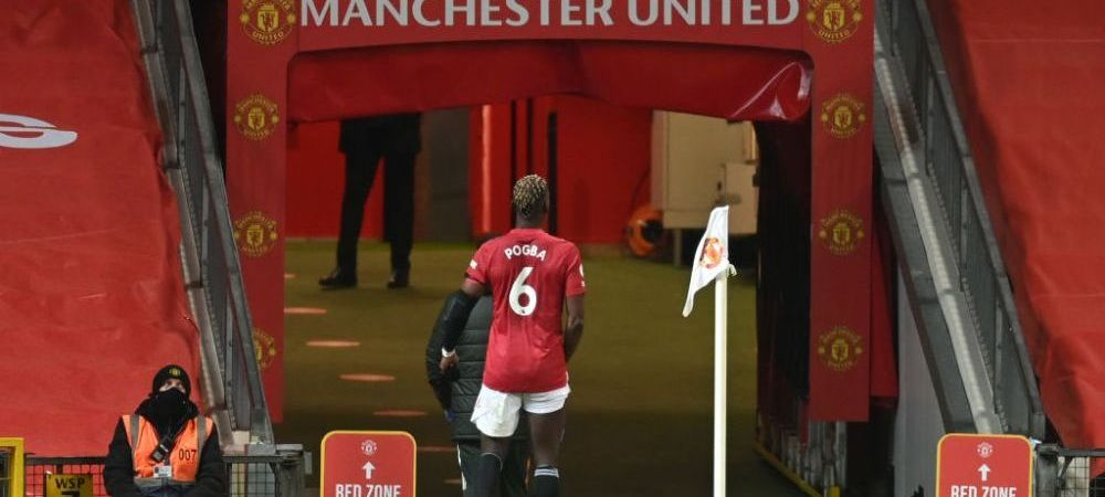 Paul Pogba e aproape de plecarea de la Manchester United! La ce super club l-a propus Raiola si care ar fi suma de transfer
