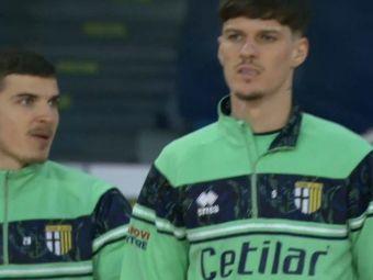 """Fiul patronului de la Parma, IMPRESIONAT de Mihaila si Man! """"Cum se zice in romana?!"""" Mesajul postat pe retelele de socializare"""