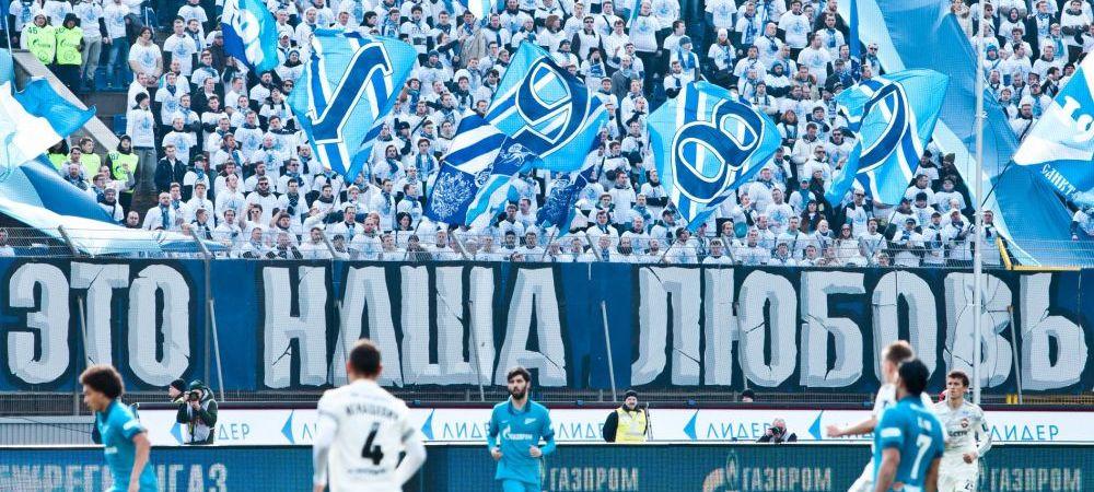 Promotie de pandemie in Rusia! Fanii lui Zenit primesc un vaccin Sputnik-V, la fiecare bilet la meci cumparat