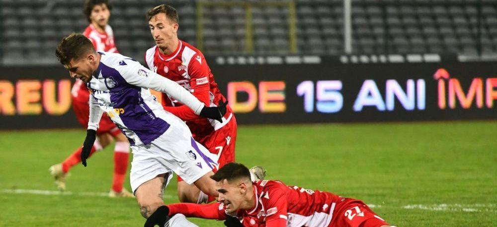 Dinamo - FC Arges, LIVE TEXT de la ora 20:30 | Misiune dificila pentru 'caini' impotriva echipei din Pitesti