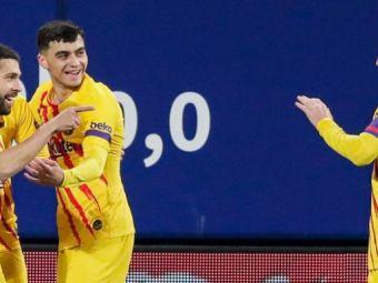Moment incredibil in cariera! Luis Enrique l-a convocat la nationala pe 'noul Iniesta' al Barcelonei