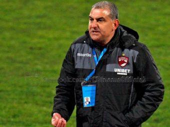 Suporterii lui Dinamo au luat deja legatura cu primul antrenor dorit dupa plecarea lui Gane! Cine este favorit sa preia banca echipei din Stefan cel Mare