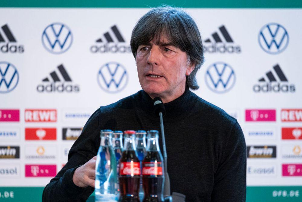 Joachim Low, selectionerul Germaniei, face marele anunt pe care il asteptau fanii nemti!