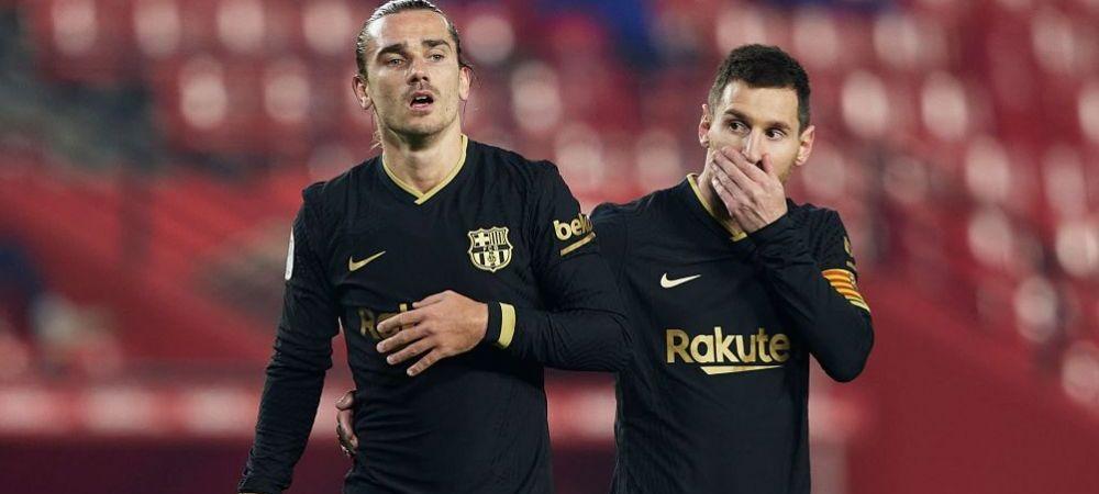 Primul semn ca Messi NU vrea sa plece de la Barcelona! I-a cerut lui Laporta sa scape de cel mai scump transfer din istoria clubului
