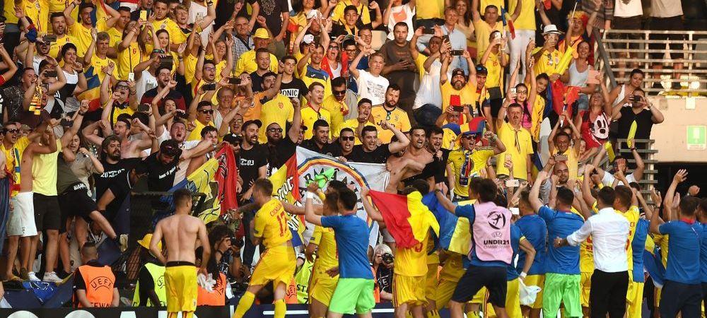 ANALIZA | Succesul nationalei U21 poate scadea sansele FCSB la titlu! Calificarea in semifinalele CE 2021 subtiaza serios lotul echipei