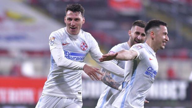 Absenta importanta la FCSB pentru meciul cu CFR Cluj! De ce nu este lasat fotbalistul sa plece la nationala chiar daca nu va juca in derby