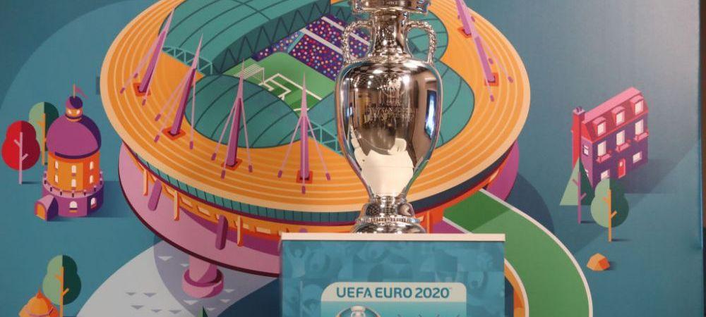 UEFA cere ca meciurile de la EURO 2020 sa se joace cu suporteri! Orasele care nu garanteaza prezenta fanilor sunt OUT! Anuntul lui Ceferin