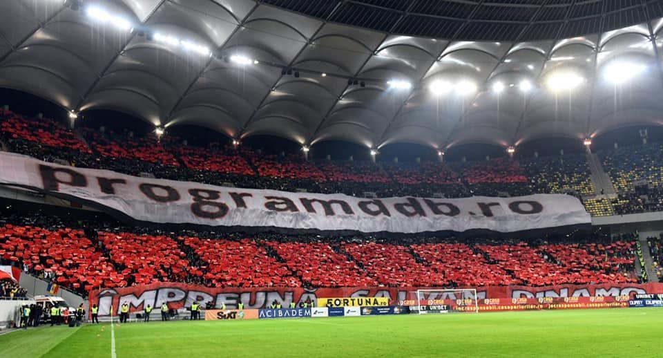 O noua super veste pentru Dinamo!