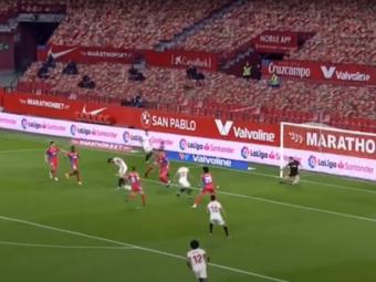 FABULOS! Golul care il va face invidios chiar si pe Messi! Vazquez a inscris cu CALCAIUL in meciul cu Elche! VIDEO cu executia de exceptie a argentinianului