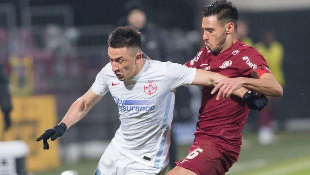 Surpriza URIASA in topul celor mai eficienti fotbalisti din pandemie! CFR Cluj DOMINA clasamentul in Liga 1! Niciun fotbalist de la FCSB in primii 5