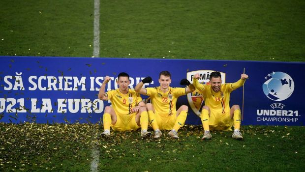 "OPINIE   Gabriel Chirea, despre obiectivele Romaniei U21 la Euro 2021: ""Trebuie sa fim realisti si sa ne moderam asteptarile"""