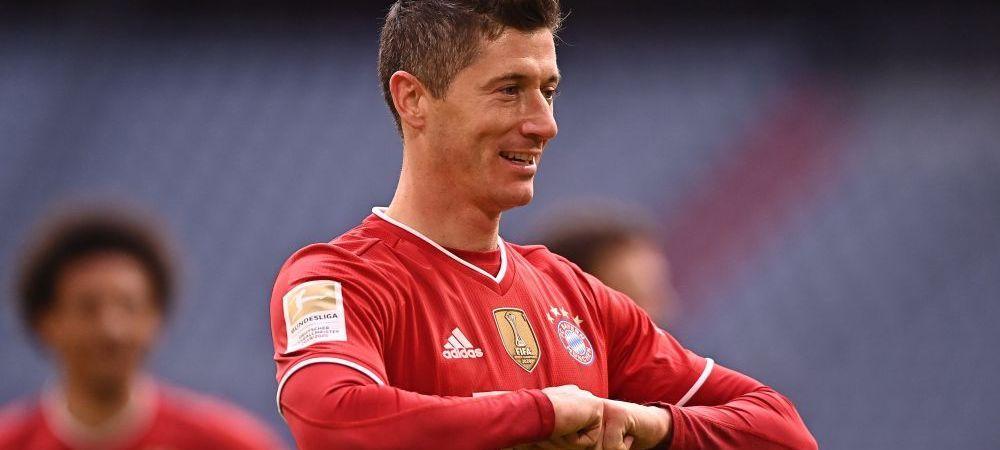 'Bestia' Lewandowski, gata sa se intoarca pe teren! Starul lui Bayern s-a refacut si poate juca in meciul care i-ar putea aduce titlul lui Flick