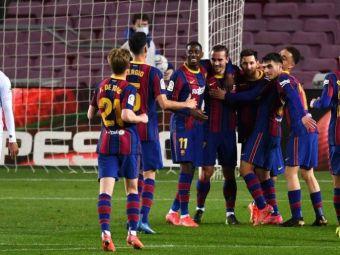 Primul transfer reusit de Barcelona in noua era Laporta! Cine este fotbalistul care ajunge GRATIS pe Camp Nou