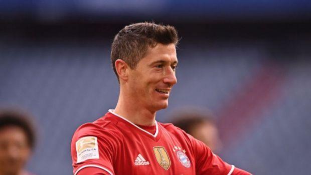Lewandowski, regele Europei in acest sezon! Cifrele golgheterului lui Bayern fac de ras toate marile cupluri de atacanti