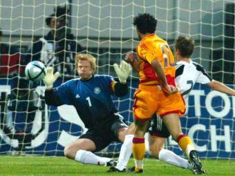 """Rat, despre victoria cu Germania, din 2004: """"Le-am dat doua palme, i-am trezit la realitate. Victoria i-a ajutat mai mult pe ei"""""""