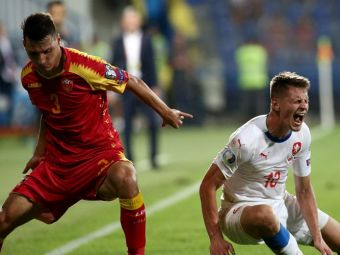 Fundasul FCSB-ului, peste jucatorii de la Lazio si Atletico Madrid! Radunovic a impresionat in tricoul nationalei in preliminariile Cupei Mondiale