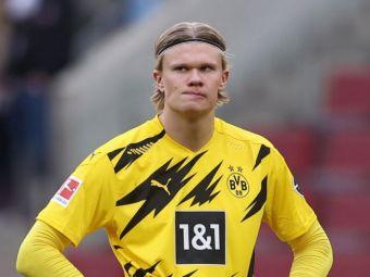 Haaland, terorizat cu apelurile de un antrenor din Premier League?! Asta este anuntul MOMENTULUI in fotbal! Ce club insista pentru starul lui Dortmund