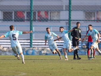 FCSB 2, lider in Liga 3 dupa ce a distrus-o pe Rapid 2, inainte de meciul Steaua - Dinamo 2! Cum arata clasamentul