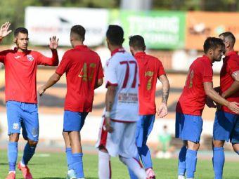 Lupta teribila pentru promovare! Steaua a DISTRUS Dinamo 2 si e prima in Liga 3! Cat a putut sa se termine meciul