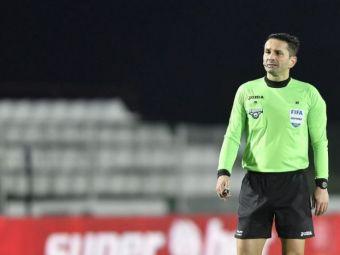 Sebastian Coltescu, delegat in Liga a 2-a dupa scandalul de la Paris! Va arbitra un meci decisiv pentru calificarea in playoff