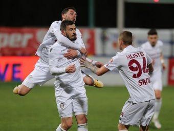 Rapid se califica in playoff dupa un meci NEBUN cu Metaloglobus! Petrolul castiga in prelungiri la Cluj! AICI toate rezultatele si clasamentul Ligii 2