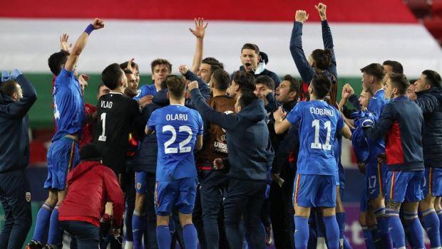 Bucuria jucatorilor lui Mutu dupa victoria de la Euro 2021! Ce le-a transmis selectionerul si ce surpriza le-a pregatit secundul la hotel