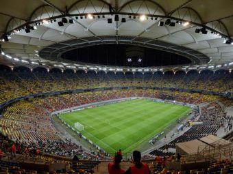 Se intoarce SPECTACOLUL pe stadion! Arena Nationala se DESCHIDE pentru EURO! 12 500 de spectatori la super-meciurile verii