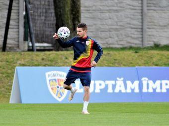 S-a grabit Matan sa plece in America? Jucatorulnationalei U21 este dorit acum de trei cluburi din Italia