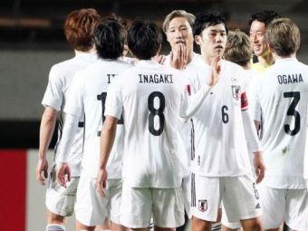 Sigur s-a jucat fotbal?! Scor HALUCINANT in Mongolia - Japonia! Cat s-a terminat meciul din calificarile Mondialului