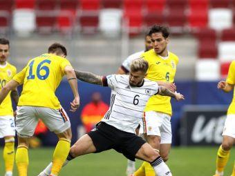 """Cine este fotbalistul remarcat de UEFA dupa remiza Romaniei lui Mutu cu Germania U21! """"A avut cea mai buna sansa a echipei sale"""""""