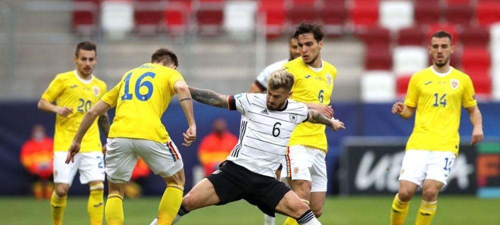 Schimbari de ultima ora in lotul lui Dica de la turneul preolimpic din Spania! Trei jucatori au fost inlocuiti la nationala U23