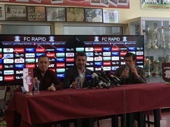 Daniel Niculae este noul presedinte de la Rapid! Primele mutari ale oficialului din Giulesti
