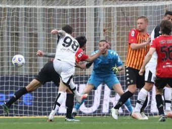 Man, steaua meciului cu Benevento! Nimeni n-a fost nici macar aproape de el! Cum arata cifrele whoscored dupa golul cu Benevento
