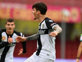 """""""Pura pasiune!"""" Parma i-a transmis un mesaj in romana lui Man dupa golul cu Benevento! Ce i-au scris"""
