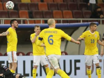 Romania a coborat sase locuri in clasamentul FIFA dupa primele meciuri din preliminariile pentru Mondial! Pe ce loc se afla acum nationala lui Radoi