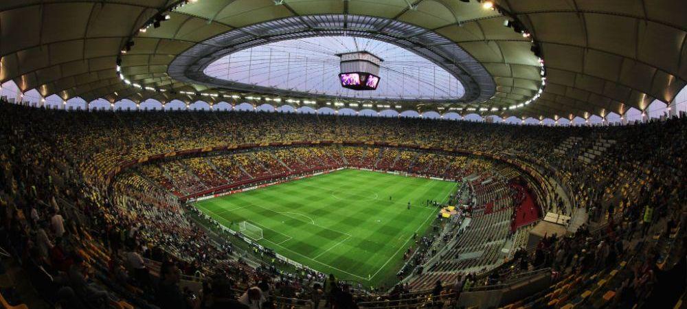 S-a montat gazonul pentru Euro 2020! Cum arata noua tehnologie folosita pe Arena Nationala