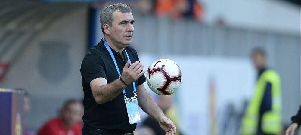 "Anunt bomba in Liga 1 dupa demiterea lui Rednic! ""E adevarat, va reveni Hagi!"" Ce rol va avea la Viitorul"