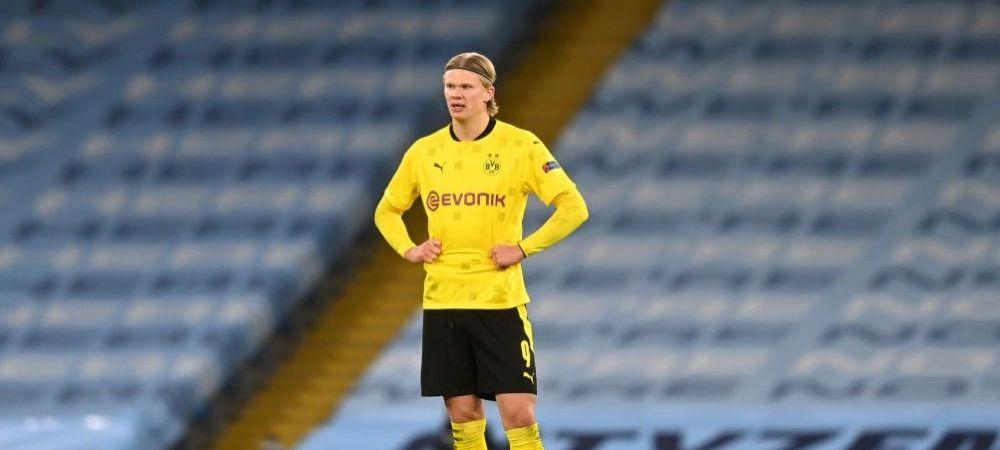 I-au gasit inlocuitorul perfect lui Haaland! Borussia a pus ochii pe un jucator a carui cota a explodat in ultimii doi ani! Pe cine vor sa transfere