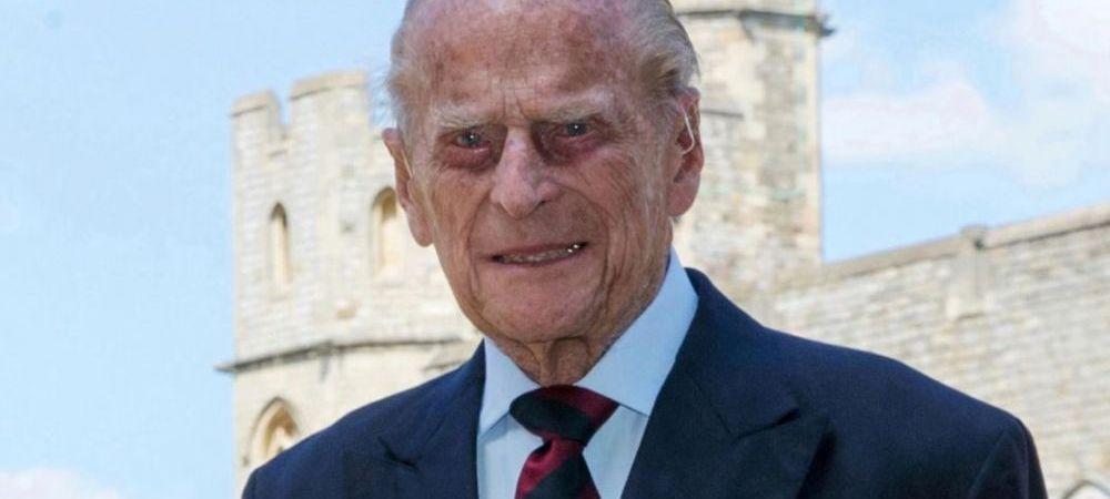 Doliu in Familia Regala! Printul Philip a incetat din viata la 99 de ani